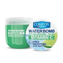 کرم صورت بمب ابرسان ویتامین سی عصاره لیمو کامان