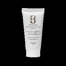 ضد آفتاب بیزانس شماره ۱۰ بژ روشن مناسب پوست خشک وحساس